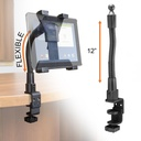 iBOLT TabDock Flexpro Clamp- Heavy Duty C-Clamp Mount