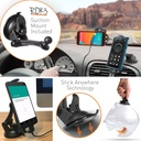 iBOLT cPro Type C NFC USB Car Dock
