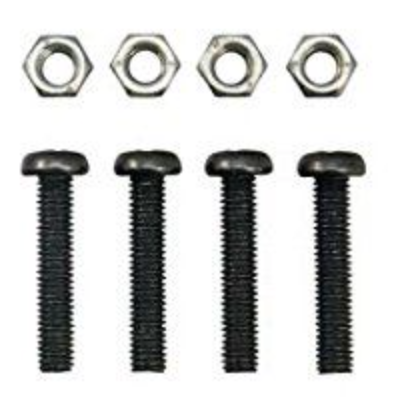 iBOLT Screws & Nuts for AMPS