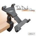 iBOLT TabDock Clamp- Heavy Duty C-Clamp Mount