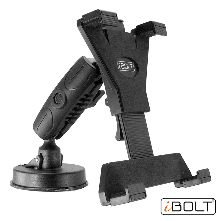iBOLT Tabdock BizMount Holder with Suction Cup Base