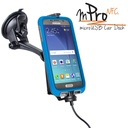 iBOLT mPro NFC Car Dock for Smartphones - Black