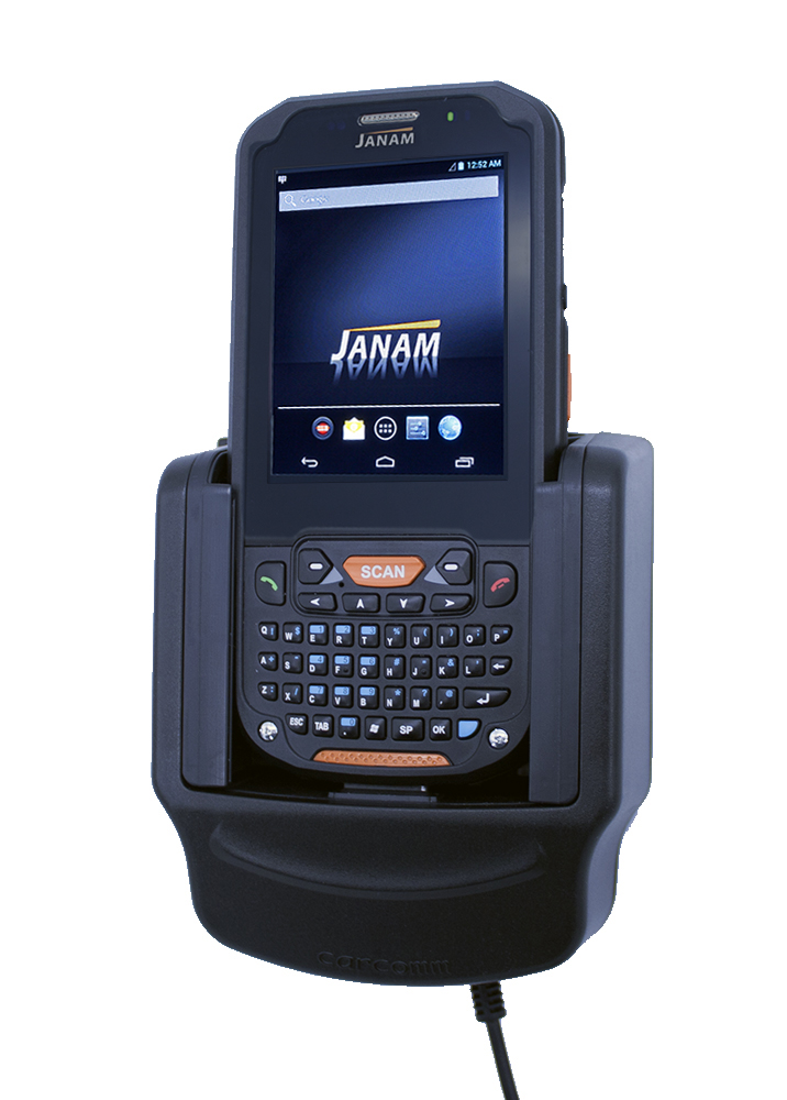 CarComm CREC-801 Active Vehicle Cradle Janam XM5