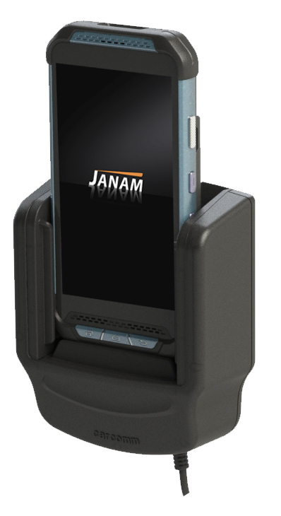 CarComm CREC-805 Active Vehicle Cradle Janam XT200