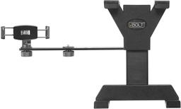 [IBCM-34603] iBOLT 10 inch Tripod Camera Slider Bar with 3 Camera Screw