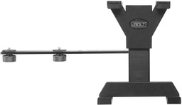 [IBCM-34601] iBOLT 10 inch Tripod Camera Slider Bar with 3 Camera Screw & Holder