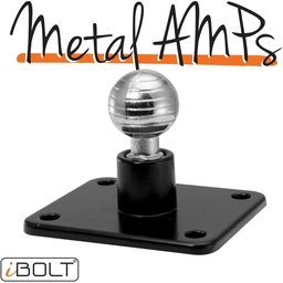 [22160] iBOLT Aluminum 17mm AMPs Adapter Plate