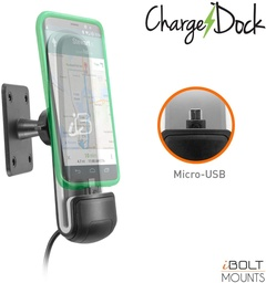 [IBM-34211] iBOLT ChargeDock microUSB Ultimate Magnetic Dock/Mount