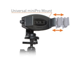 [IBU-33426] iBOLT MiniPro Phone Holder with Tripod Adapter