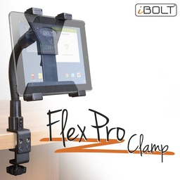 [IBBZ-33763] iBOLT TabDock Flexpro Clamp- Heavy Duty C-Clamp Mount